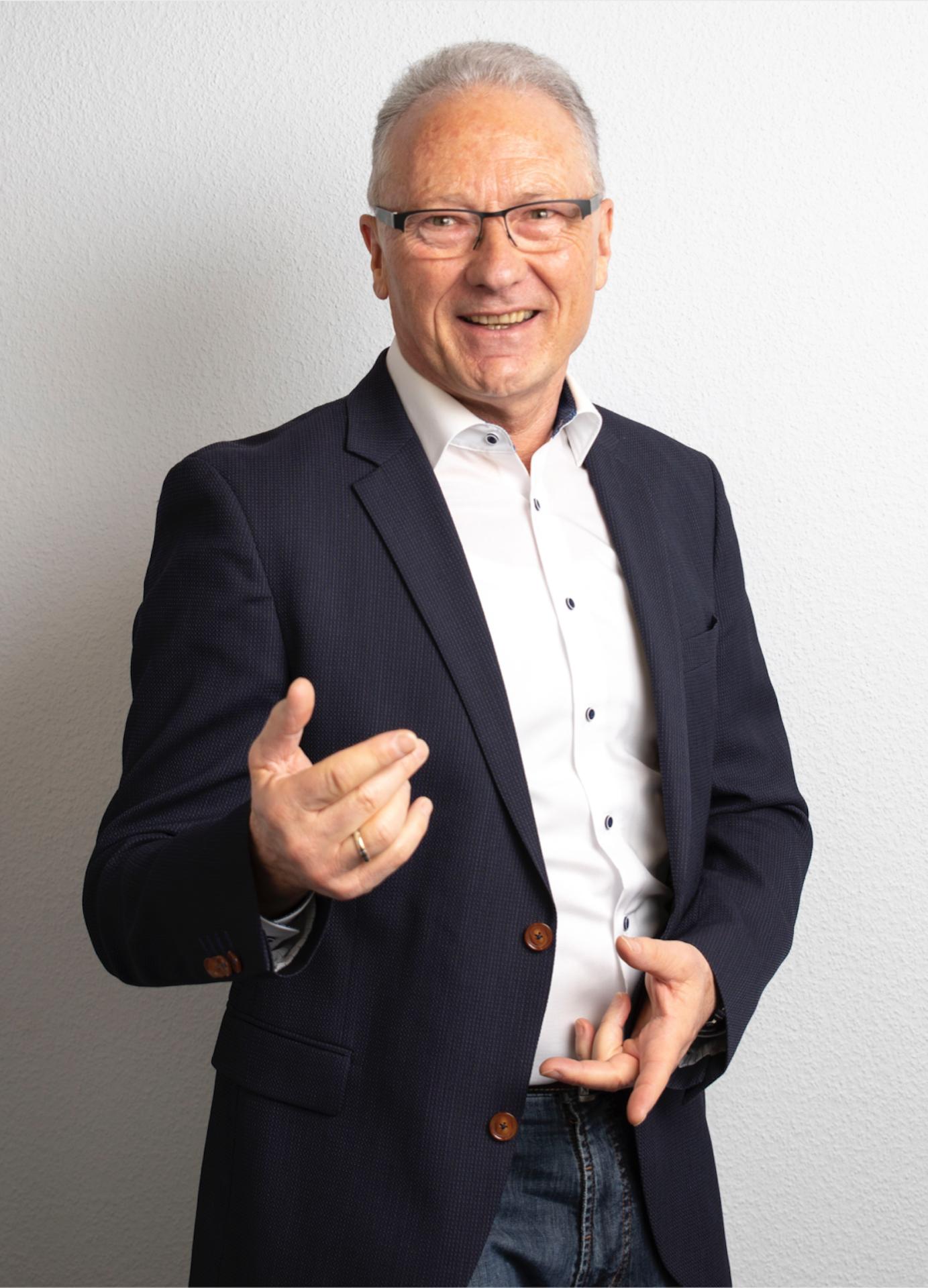 Werner Pfeifer Changework Portrait